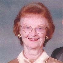 Gloria May Ahrens