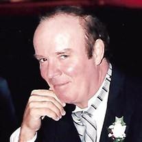 """Mr. Richard Thomas """"Buck"""" Barringer"""