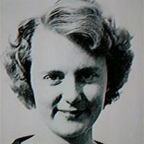 Linda Margaret Stevenson