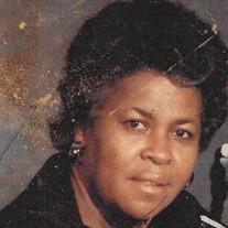 Mrs. Veatrice (Lady V) Woodards