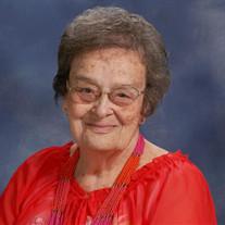 Wanda Walthall Galbreath