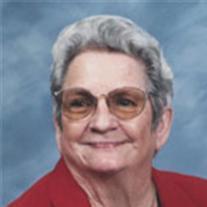 Margaret J Hall