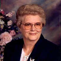 Mary E. (Vaughn) Broyles