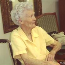 Mrs. Betty Butler Stringer