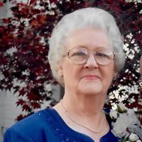 Fannie Nora Reeves Gaines