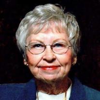 Betty Sue McCallister