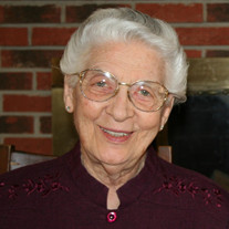 Mrs. Martha J. Strunk