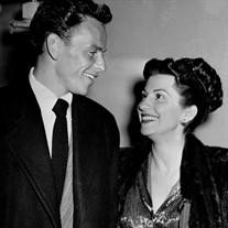 Nancy Barbato Sinatra Sr.