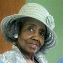 Mother Fannie Mae (Brown) Johnson