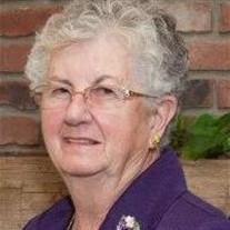 Betty Ann Fahler