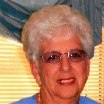 Mrs. Betty Anne Scruggs Graham