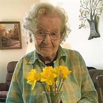 Eileen Gertrude Williams