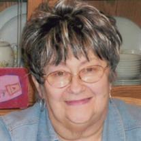 """Judith """"Judy"""" Ann Schmidt"""