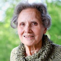 Mrs Martha Tinnin Berger