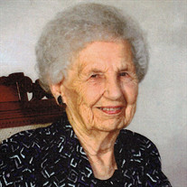 Edith Vander Linden