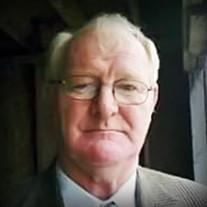 Rev. William Larry Burns, 63, of Jackson