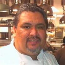 """Mr. Aaron """"Chef Aaron"""" Edmond Flores"""