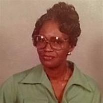Margie Jean Johnson