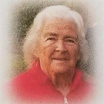 Betty  Jean Hamilton