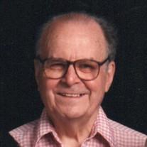 Rev. Robert  Harris Leach