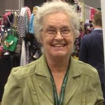 Margie Lou Stallard Sowards