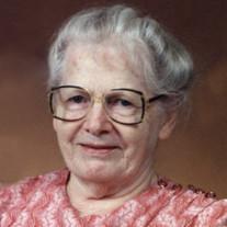 Oleta Bernice Stout