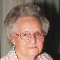"""Nannie  """"Nan"""" Miller"""