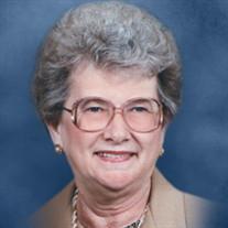 Mrs. Joyce M. Pittman