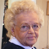 Agnes M. Coulter
