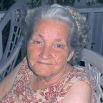 Mrs. Etta Loyce Eubanks