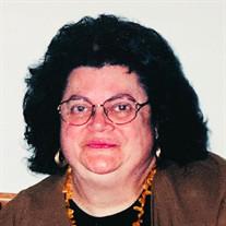 Patricia Anne Magaudda