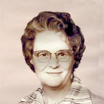 Nellie Ione Wolgast