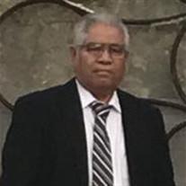 Rev Marcus (Palillo) Herrera Jr.