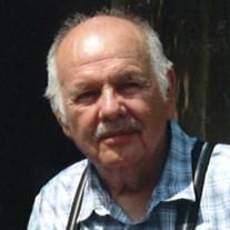 Rev. Dr. Oliver Larkin