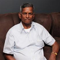 Mr. Ramdeo Mohabir