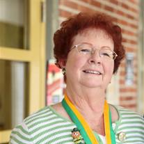 Mrs.  Patricia Cecelia Coscia