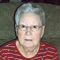 """Verla """"Penny"""" Margaret Ross"""