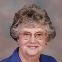 Mrs. Lucille Wood Etheridge