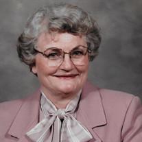Margaret Evelyn Pierce