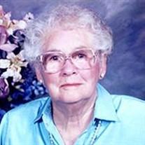Mrs. Leona G. (O'Connor) Rosenberger