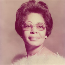 Mamie Louise Lewis