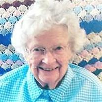 Mrs. Evelyn Beatrice Johnson
