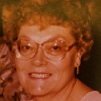 Elva LaVesta (Sigwig) Warren