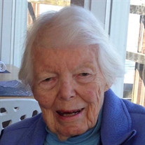 Mrs. Jane Egbert  Brown