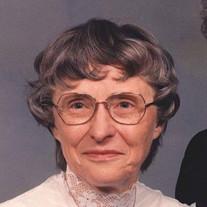 Mrs. Regina Mary Carlson