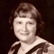 Mary Jane Wilson