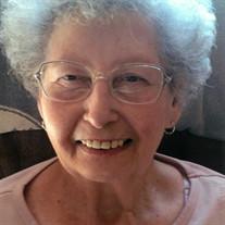 Peggy Lou Crider
