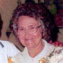 Clara V. Bradley
