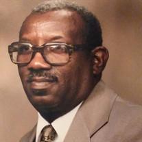 Pastor Ellis B. Brown Jr.