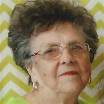Mrs. Mary Jo Crawford Underwood